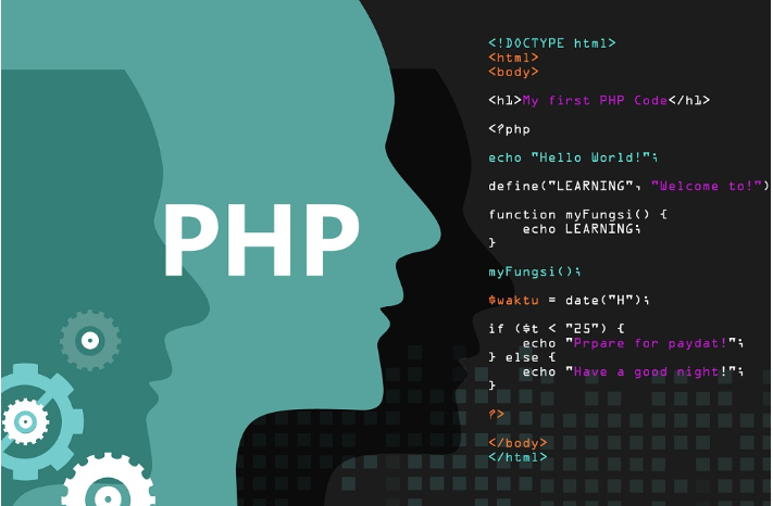 Ngôn ngữ lập trình website mã nguồn mở PHP.