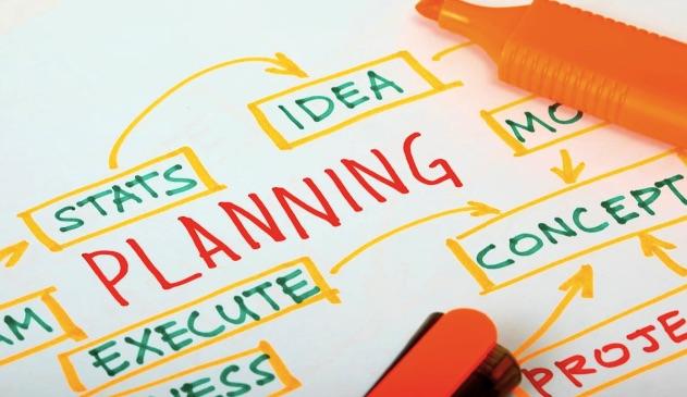 Lập kế hoạch và cấu trúc bài luận văn