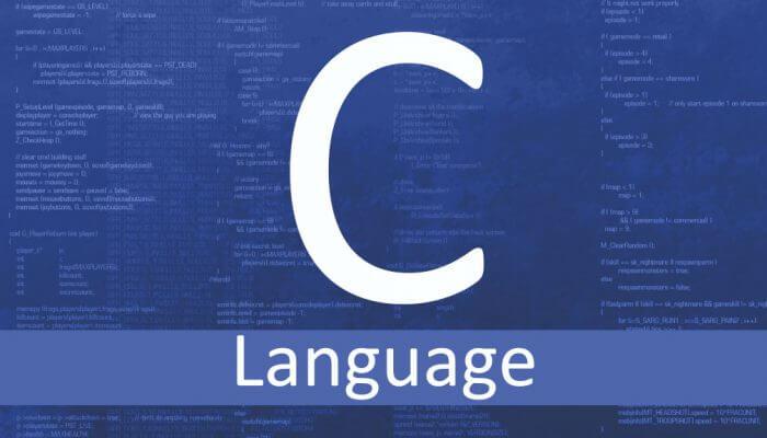 Ứng dụng ngôn ngữ C trong lập trình