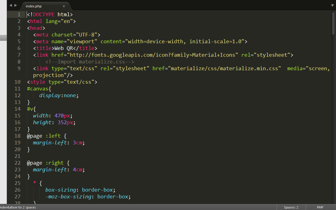 Phần mềm sublime text