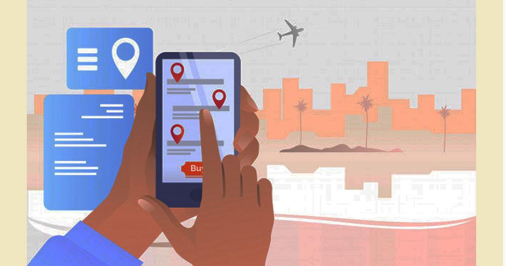 Công cụ đặt tour du lịch trực tuyến