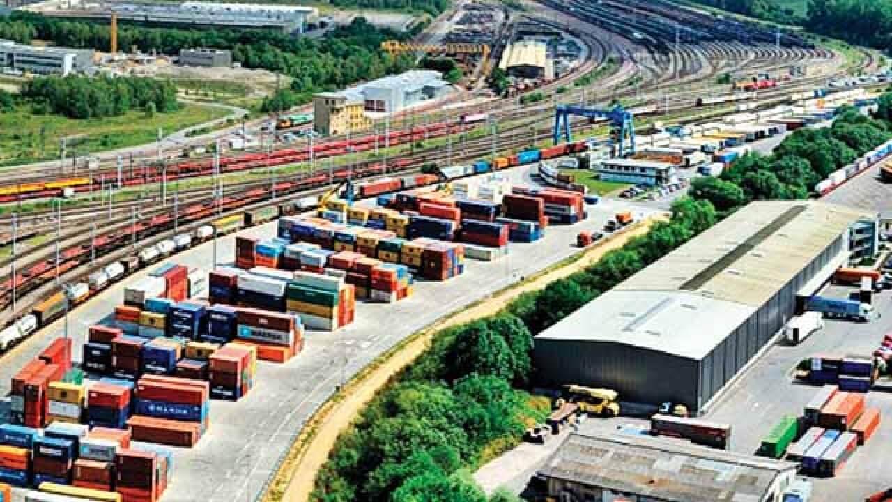 Logistics HUB là khu vực thực hiện các hoạt động liên quan tới vận tải