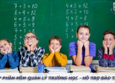 Top 7 phần mềm quản lý giáo dục cho trường học