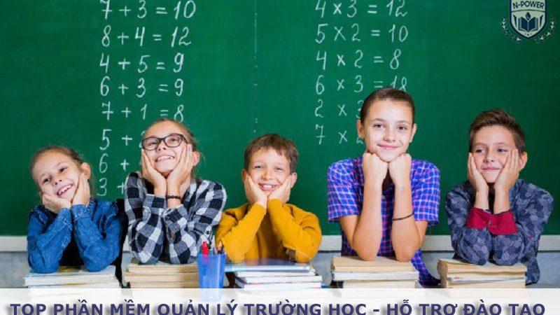 Top 7 phần mềm quản lý đào tạo cho trường học