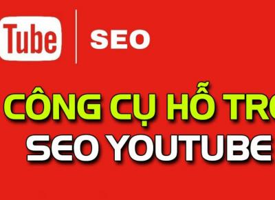 Top 5 công cụ SEO youtube hiệu quả