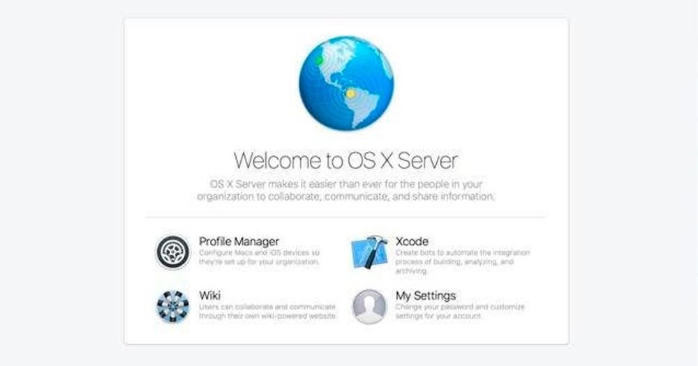 MacOS Server - tạo email doanh nghiệp từ máy chủ email MacOS