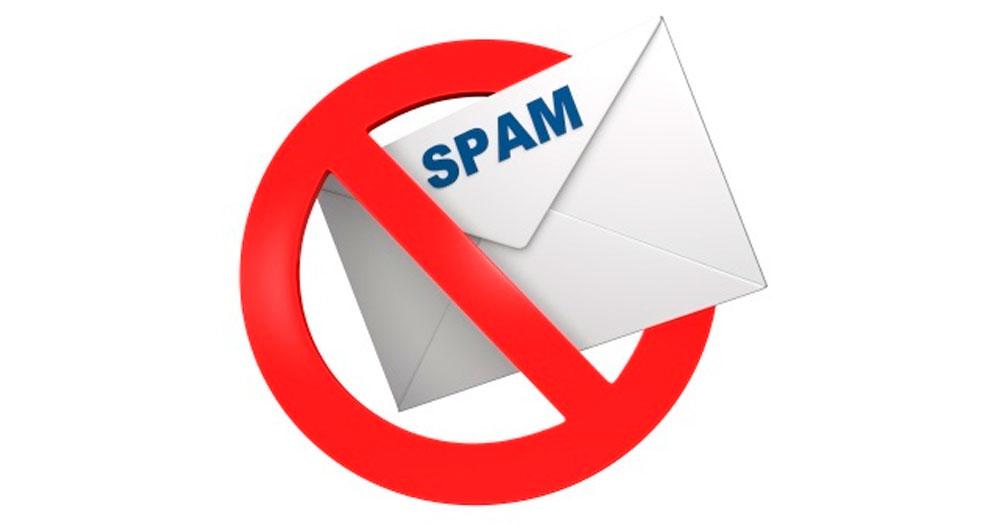 Hạn chế các email Spam