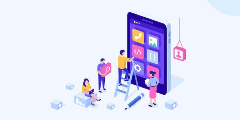 phát triển app